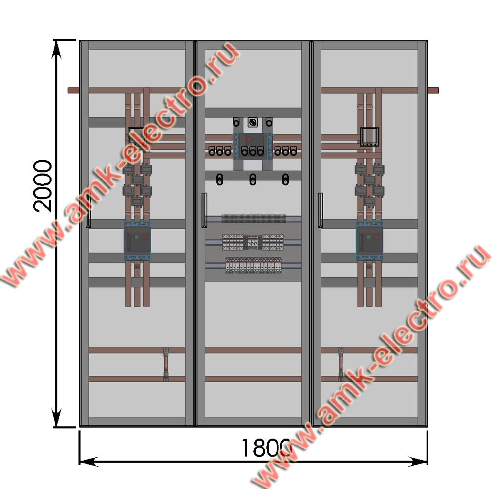 шкаф авр 250а схема